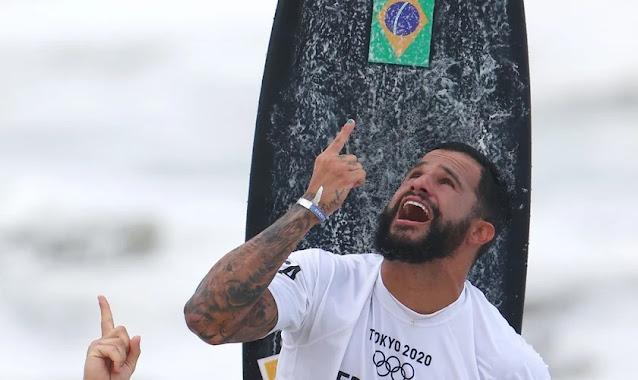"""""""Todo dia orei às 3h da manhã, pedi a Deus que realizasse meu sonho"""", diz Italo Ferreira"""