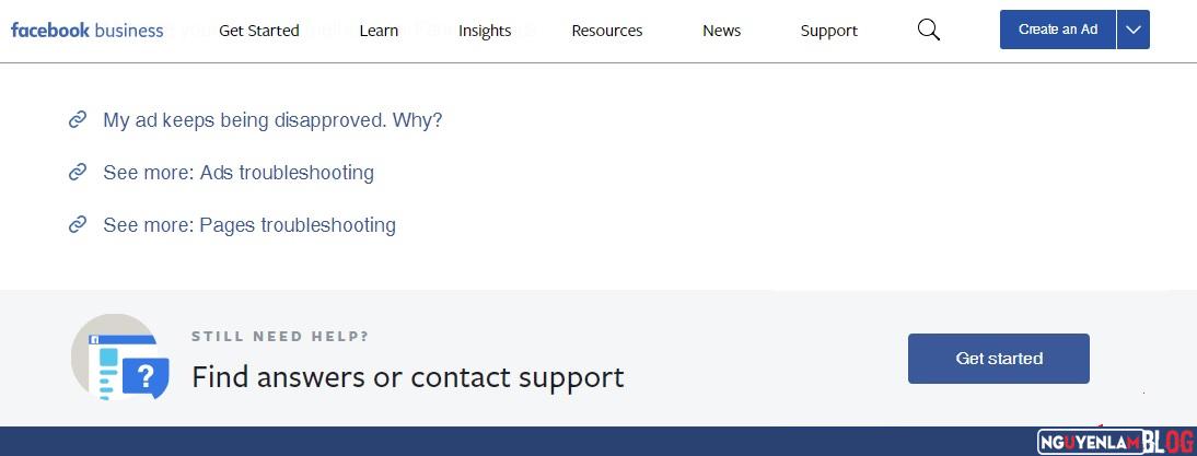 Cách Mở Khóa Tên Miền Khi Bị Facebook Chặn Chia Sẻ Link 5