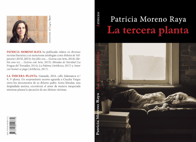 Libro, la tercera planta, entrevista, Patricia Moreno Raya, Una Imagen Vs mil Palabras