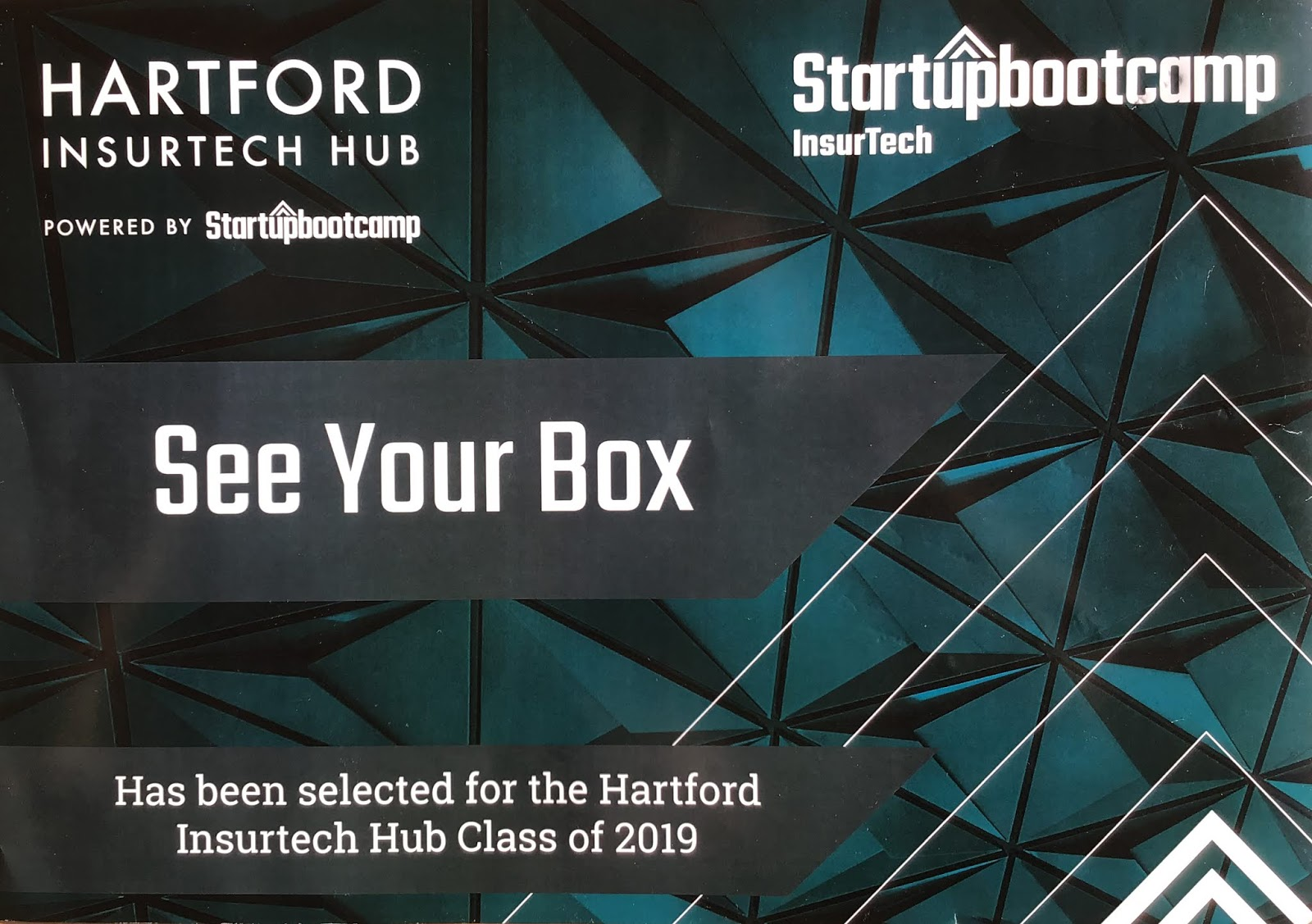 see your box ltd syb selected for hartford insurtech hub