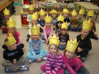 ING ending activities for Kindergarten