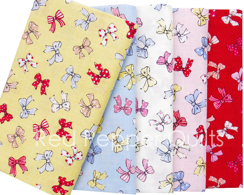 Old New 30's - Spring 2016 by Atsuko Matsuyama  for Lecien Fabrics   Red Pepper Quilts 2016