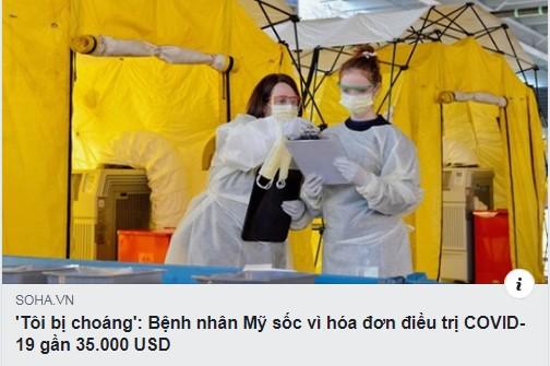 Sự thật về bảo hiểm sức khỏe Mỹ, báo chí ở Việt Nam giật tít để lừa dối, che đậy sự thật