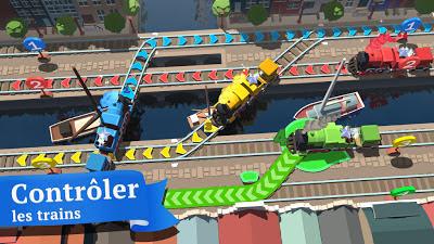 Télécharger Train Conductor World MOD