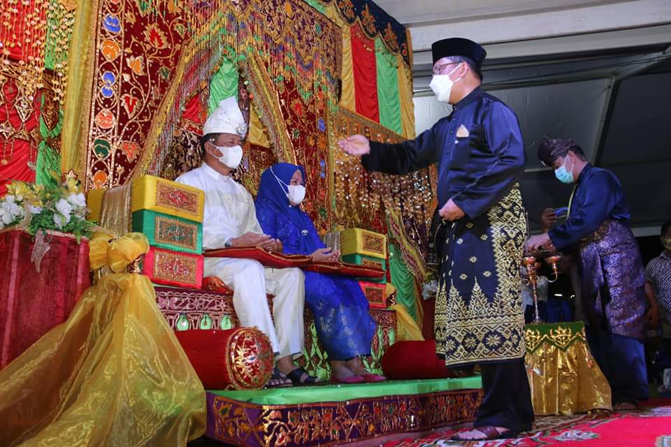 Pemko Batam Gelar Resepsi Pelantikan Walikota Batam dan Wakil Walikota Batam