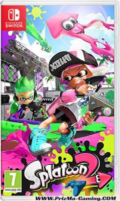 Splatoon 2 Switch NSP XCI Download for Switch & PC | PrizMa Gaming