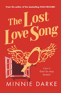 The Lost Love Song by Minnie Darke book cover