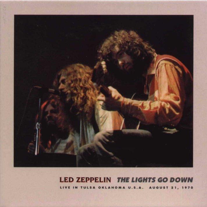 Bootleg Addiction: Led Zeppelin: The Lights Go Down