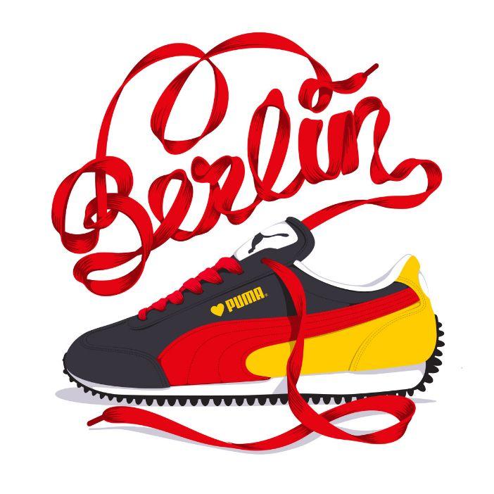 New Design Work from Alex Trochut - Berlin