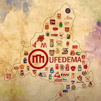 Mapa UFEDEMA