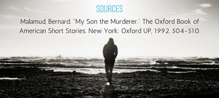 Summary of Bernard Malamud's My Son the Murderer Sources