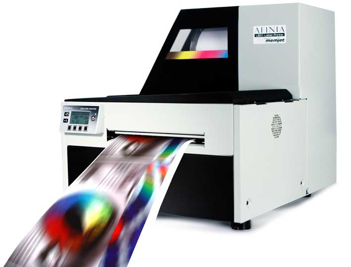 Comparing the Afinia L301 to the Primera LX500 Color Label