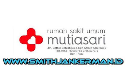 Lowongan Kerja RSU Mutiasari Duri Februari 2018