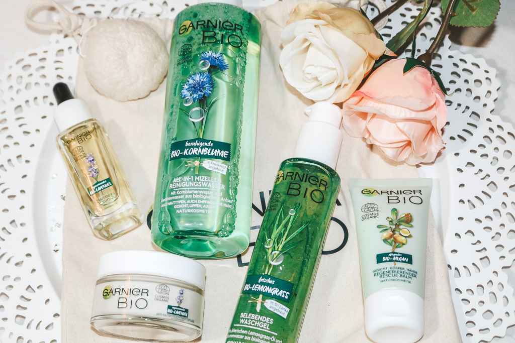 Garnier Bio Range | Review