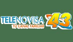 Telenovisa Canal 43 en vivo