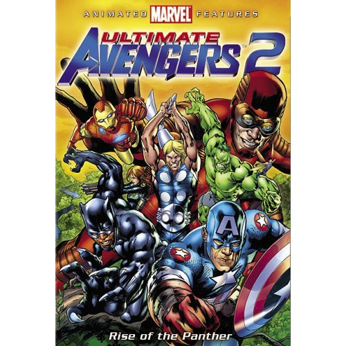 GREAT OLD MOVIES: ULTIMATE AVENGERS 2 RISE OF THE BLACK ...