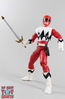 Lightning Collection Lost Galaxy Red Ranger 25