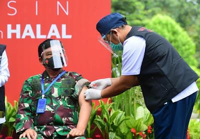 Kehadiran Vaksin Memberi Harapan Baru dan Pandemi Dapat Dikendalikan