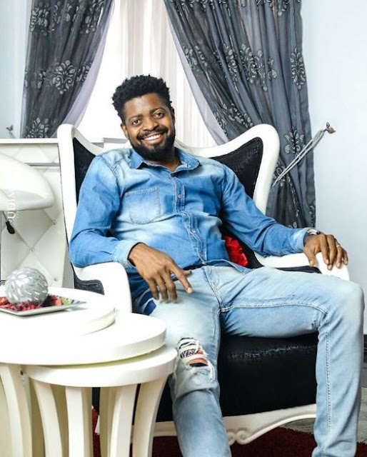I am greatful they  Didn't steal my sense of humour says  Basketmouth