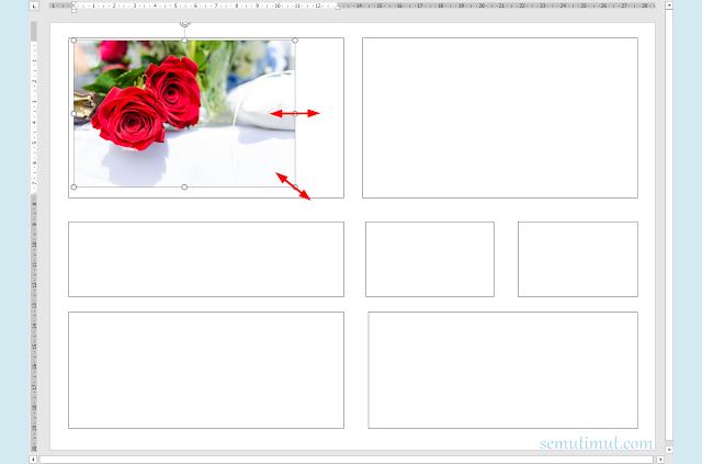 cara membuat buletin pada microsoft word