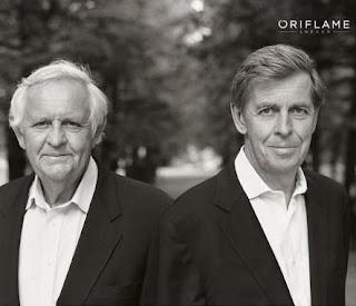 αδέρφια ιδρυτές oriflame