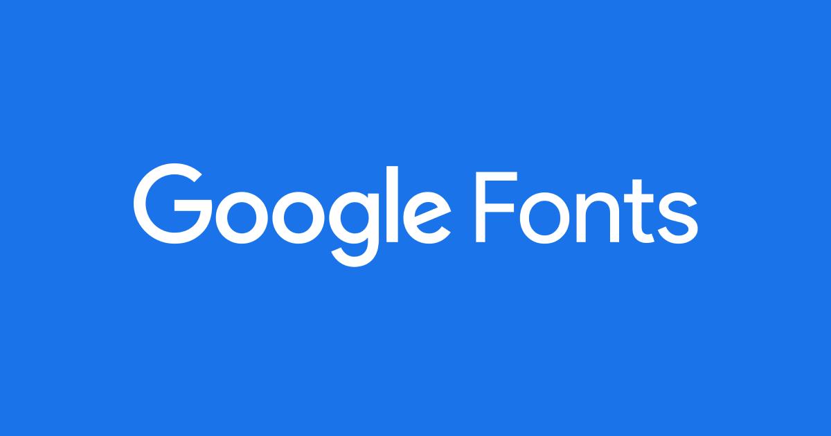 Cara Menggunakan Google Fonts di Blogger