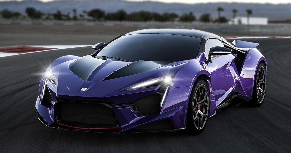 W Motors Fenyr >> W Motors Fenyr SuperSport To Mark US Debut In Monterey