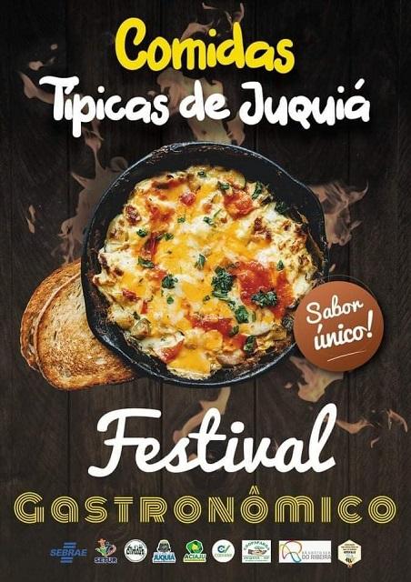 Vem aí - O Primeiro Festival Gastronômico de Juquiá