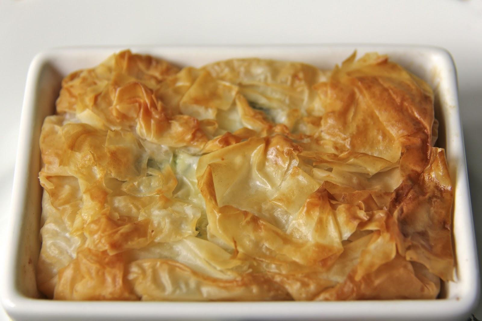 Filo Pastry Recipes Chicken