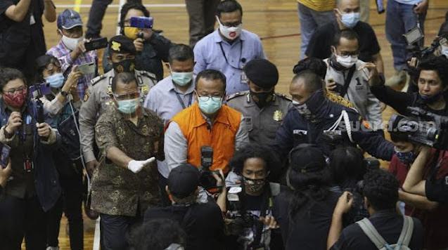 Ini Identitas 7 Tersangka Dalam Kasus Korupsi Menteri KKP Edhy Prabowo