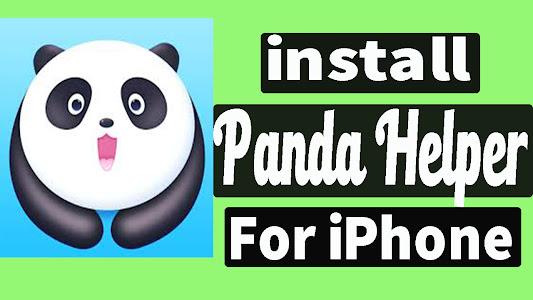NEW Install Panda Helper Apps NO Computer NO Jailbreak || Panda Helper || Apple info