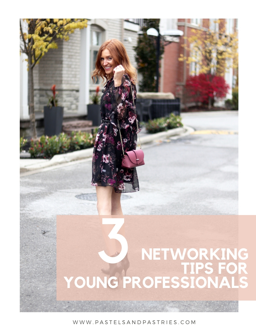How to network and dress stylish for fall
