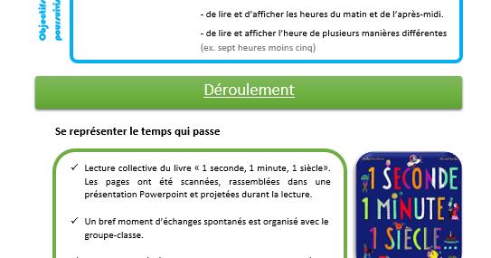 Carrefour De Pratiques Lire L Heure A La Seconde Pres