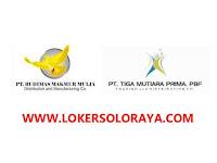 Loker Solo Raya Sales Kanvas & Supervisor Sales di PT Budimas Makmur Mulia / PT Tiga Mutiara Prim