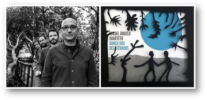 """Depois do lançamento do novo álbum """"Dança dos Desastrados"""" no início de Junho, o Miguel Ângelo Quarteto regressa aos palcos para apresentar o novo trabalho."""