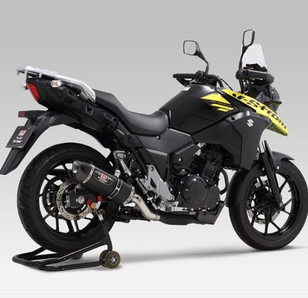 Spesifikasi Suzuki VStroom 250