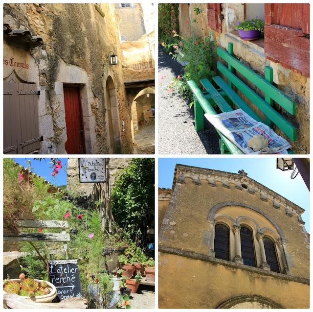 Village de Saint Montan, Ardèche