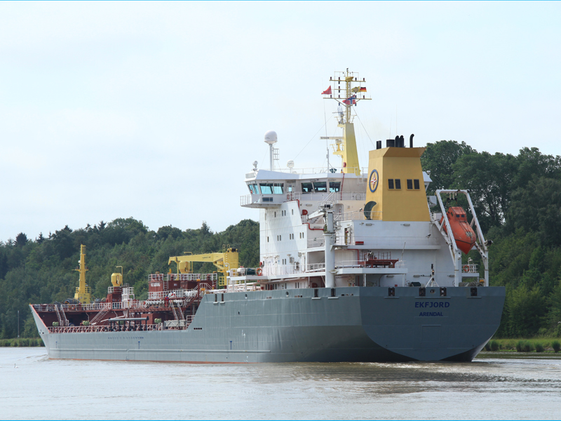 4 Tankers Ordered by EKTANK at CSSC Chengxi Shipyard