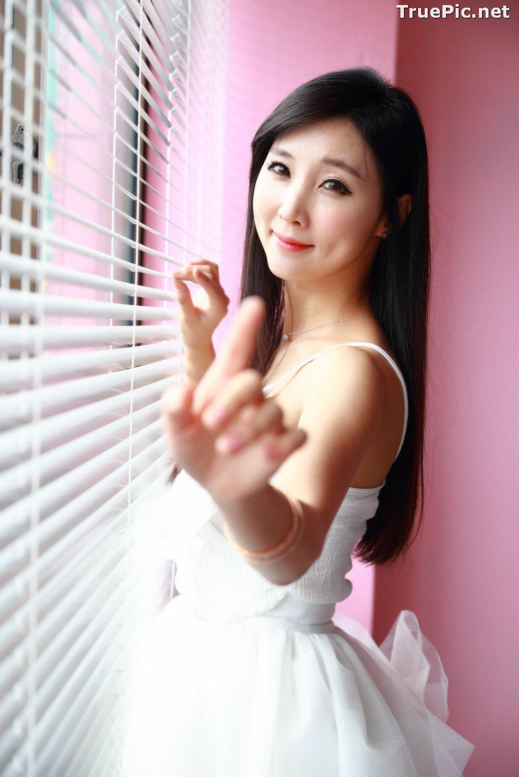 Image Korean Model - Lee Yoo Eun - Studio Photo Collection - TruePic.net - Picture-7
