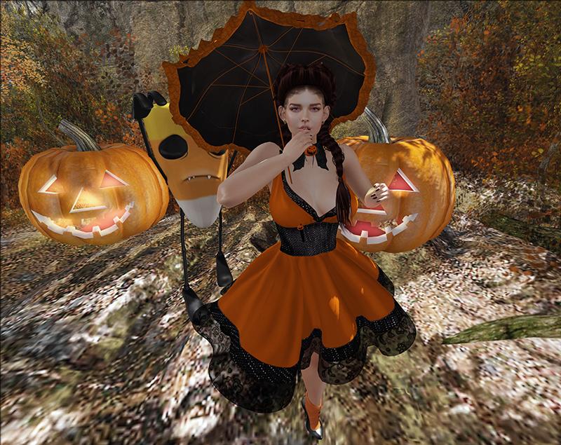 ☠ 613 ☠ Pumpkin..