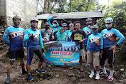 Laban Bike Community Purbalingga Lakukan Bakti Sosial Untuk Mbah Munari