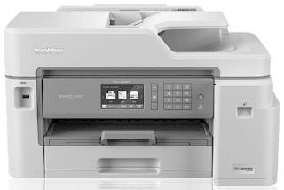 Brother MFC-J5845DW Printer Driver Software Download