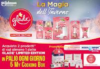 Con Glade da Acqua&Sapone e La Saponeria vinci 320 Box per la Mousse caramello salato