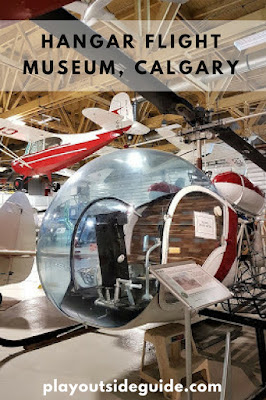Hangar Flight Museum, Calgary