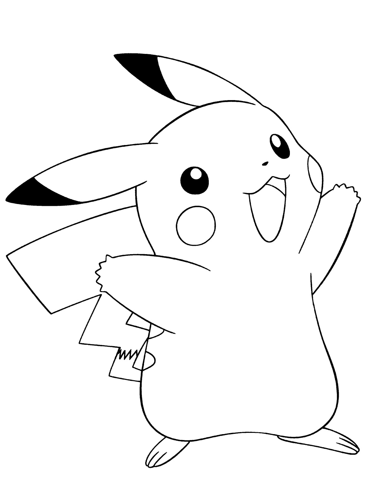 free printable coloring detective pikachu coloring pages to print out - pokemon let's go pikachu coloring pages