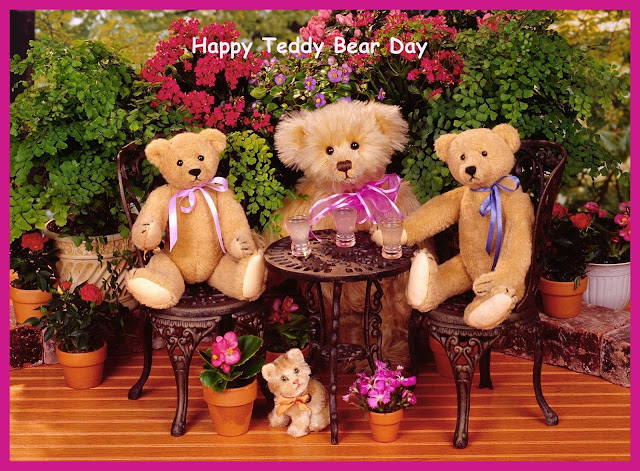 celebrate teddy day