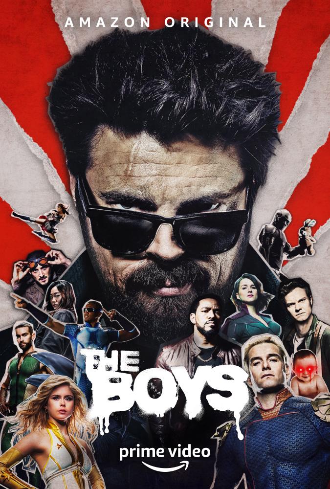 The Boys S2 2020 [EP 1-8] Hindi Amazon Original Web Series