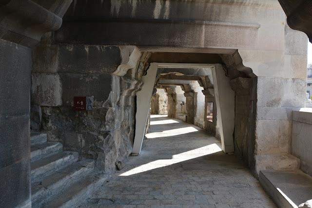 Arena Nimes restored