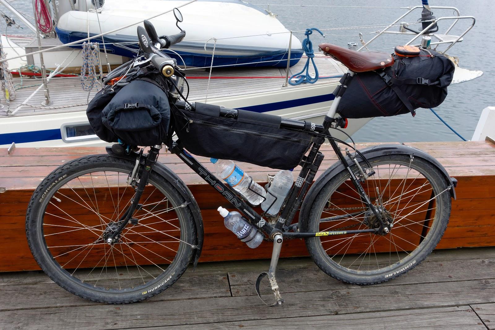 Tramplite Gear Revelate Bike Bags Review