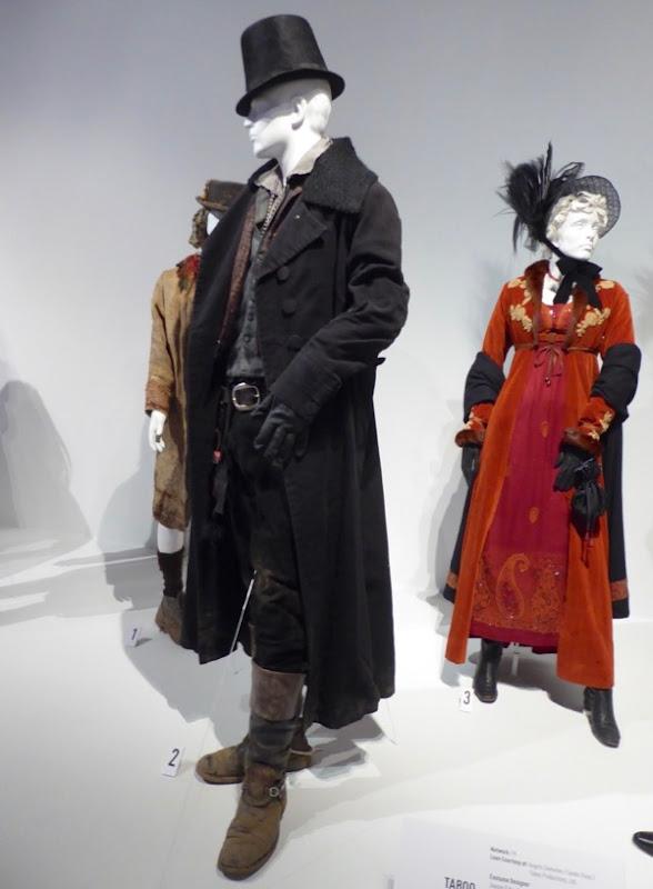 Taboo season 1 costumes
